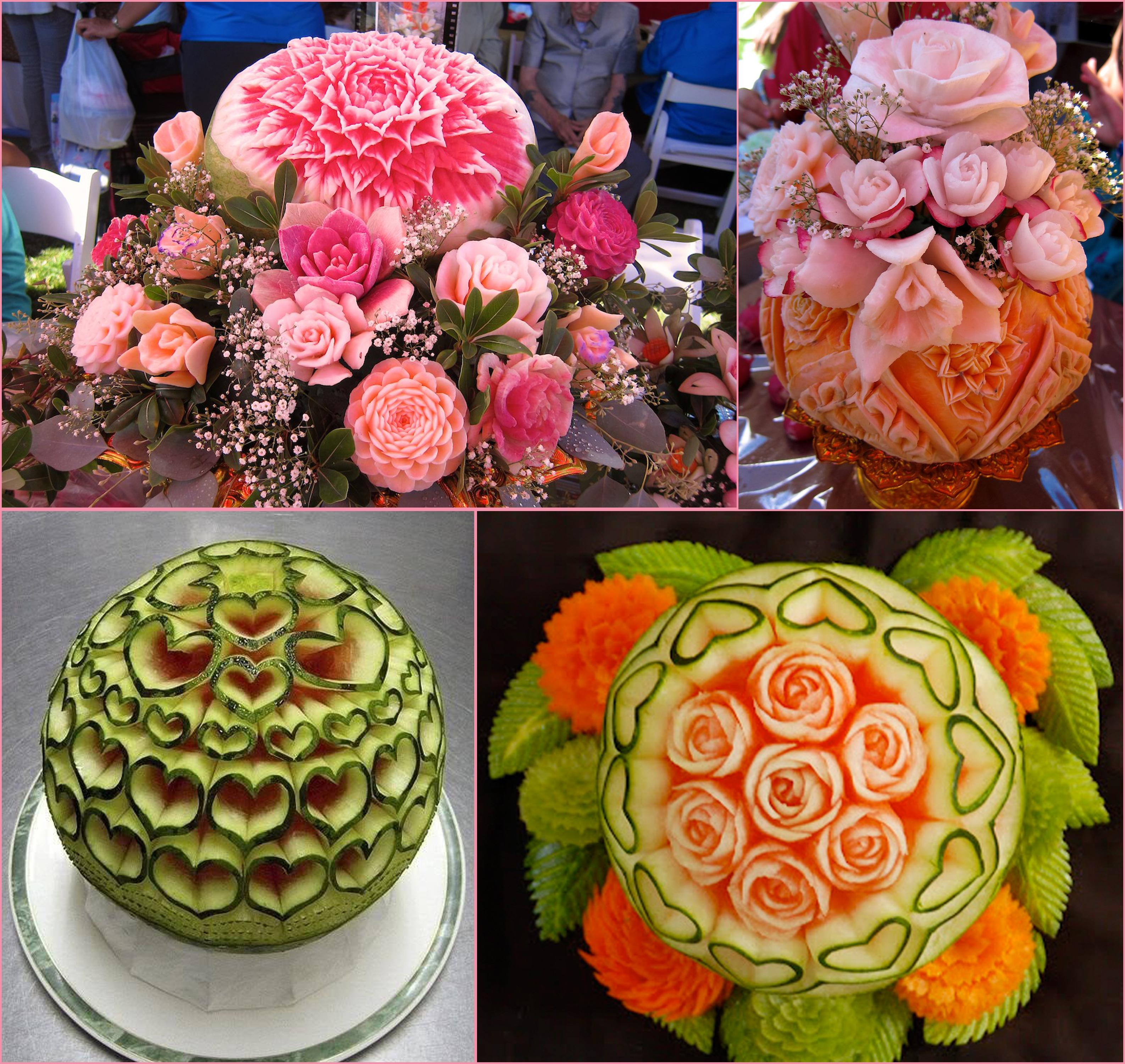 Summer Wedding Fruit Inspirations Mariela Campbell