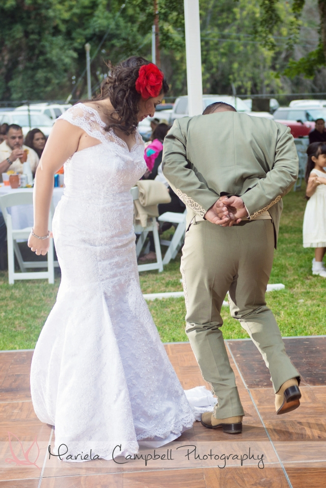 A Traditional Mexican Ranch Style Wedding in Long Beach ...